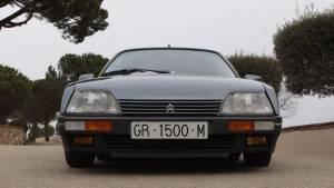 Citroën CX 22 TRS: historia, modelos y prueba (fotos)