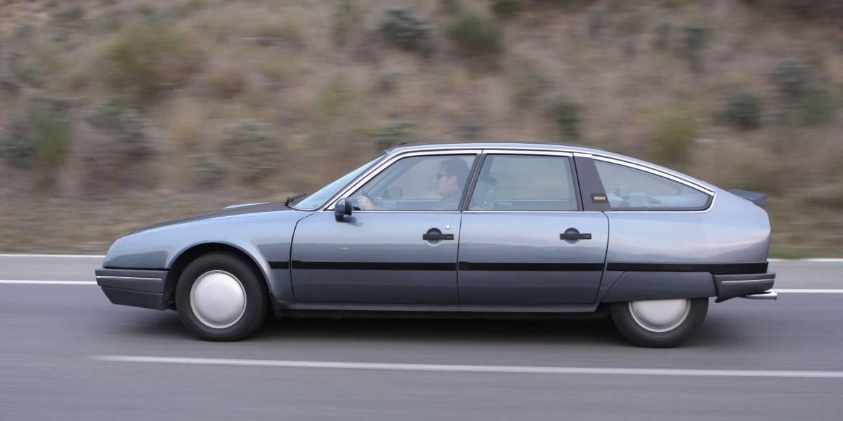 Citroën CX 22 TRS: historia, modelos y prueba