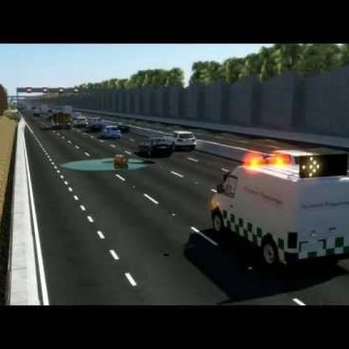 El control de acceso a las autopistas, un sistema muy efectivo para acabar con los atascos