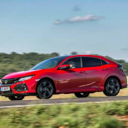 Honda Civic 2017: nuevo motor diésel de 120 CV