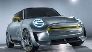 MINI Electric Concept, anticipo con sabor futurista (fotos)