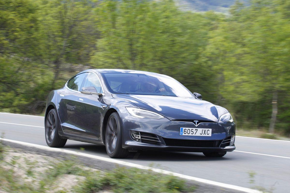 Tesla Model S P100D, a prueba (fotos)