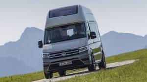 Volkswagen California XXL Concept: más grande, más capaz (fotos)