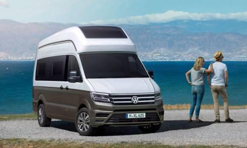Volkswagen California XXL Concept: más grande, más capaz