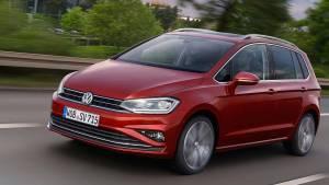 Volkswagen Golf Sportsvan 2018, más tecnológico (fotos)