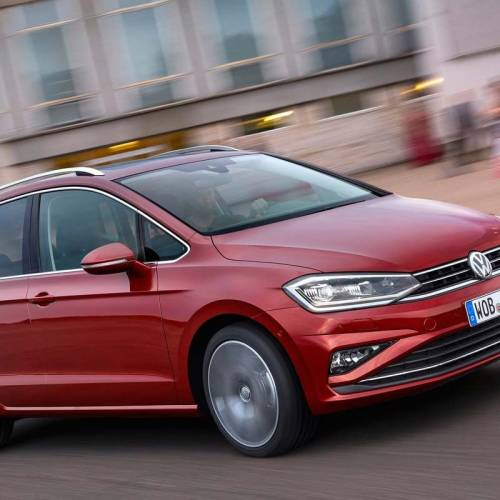 Volkswagen Golf Sportsvan 2018, más tecnológico