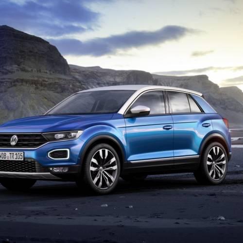 Volkswagen T-Roc: precios en España del SUV compacto alemán