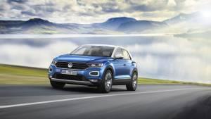 Volkswagen T-Roc: las claves del nuevo SUV de Volkswagen (fotos)