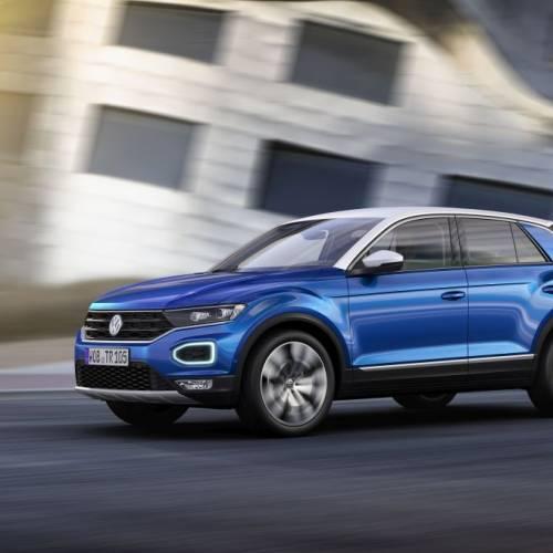 Volkswagen T-Roc: las claves del nuevo SUV de Volkswagen