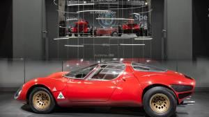 El Alfa Romeo 33 Stradale celebra su 50 cumpleaños (fotos)
