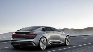 Audi Aicon Concept: el lujoso sedán autónomo del futuro