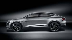 Audi Elaine concept: conducción autónoma nivel 4 y 503 CV de potencia eléctrica (fotos)