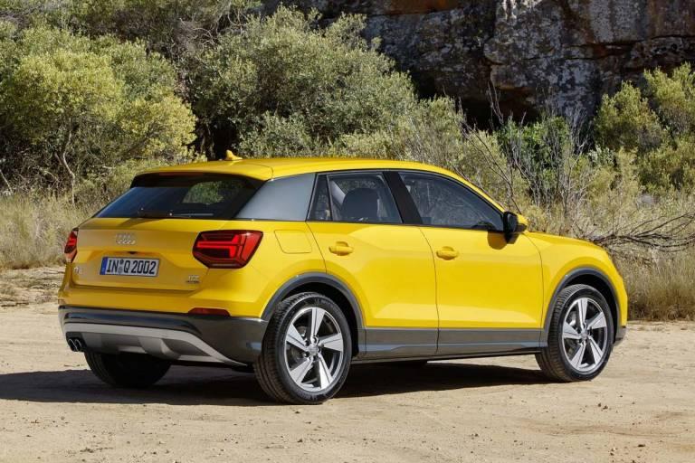 10 coches que han debutado hace poco y que lo están petando. Audi Q2