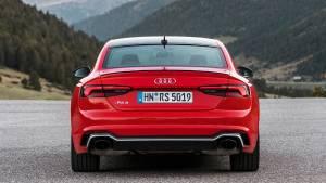 Audi RS 5 Coupé Carbon Edition: menor peso, mayor diversión (fotos)