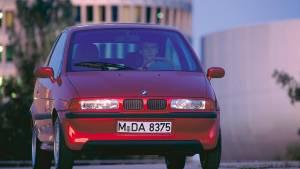BMW E1: el precursor del i3 y el i8 eléctricos cumple 26 años (fotos)