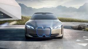 BMW i Vision Dynamics: el futuro eléctrico de BMW es el i5 (fotos)