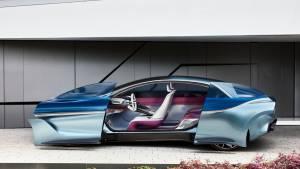 Borgward Isabella Concept, la tradición se convierte en vanguardia