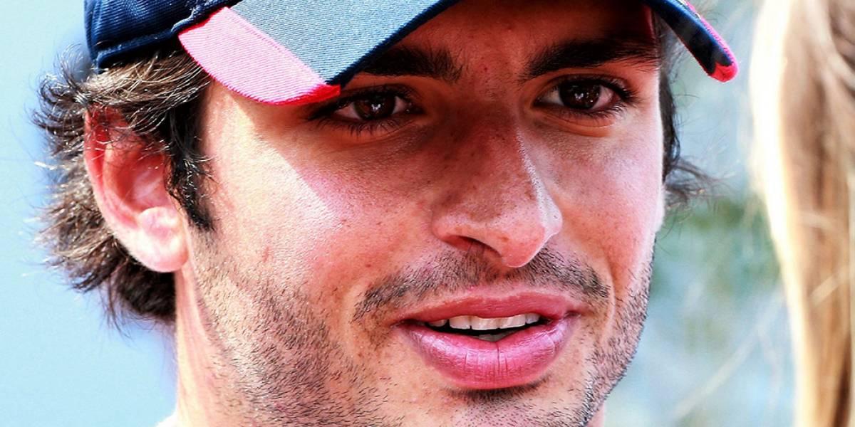 Carlos Sainz cambia de aires: correrá con Renault en 2018