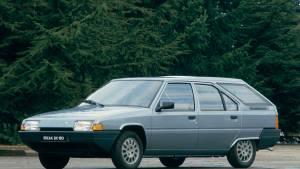 El Citroën BX cumple 35 años (fotos)