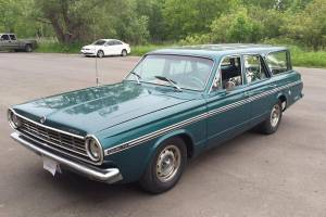 Dodge Dart Station Wagon