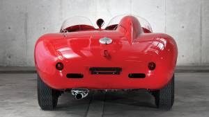 Se subasta un Ferrari 750 Monza by Scaglietti de 1955, y alcanza un precio de locos (fotos)