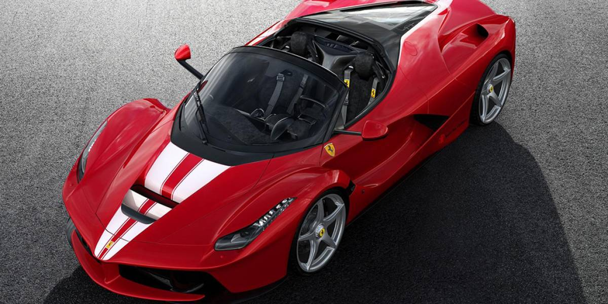 Ferrari LaFerrari Aperta: vendido por un precio de escándalo