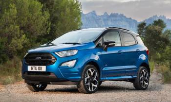 Ford Ecosport 2018: precios para España