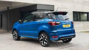 Ford EcoSport 2017: estrena el motor diésel 1.5 EcoBlue y la tracción total inteligente (fotos)