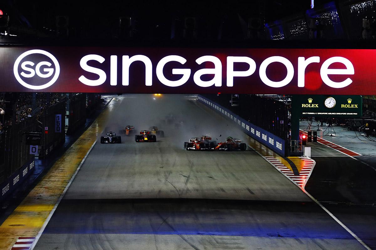 Gran Premio de Singapur 2017
