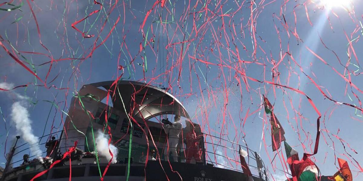 Hamilton gana en casa de Ferrari y recupera el liderazgo del mundial