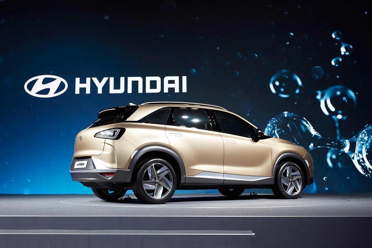 ¿Hyundai Tucson 2018?: un modelo de pila de combustible de ...
