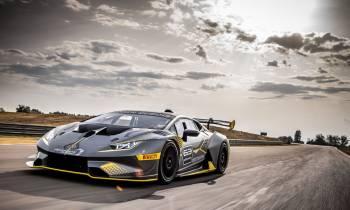Lamborghini Huracan Super Trofeo Evo Racecar: máxima diversión