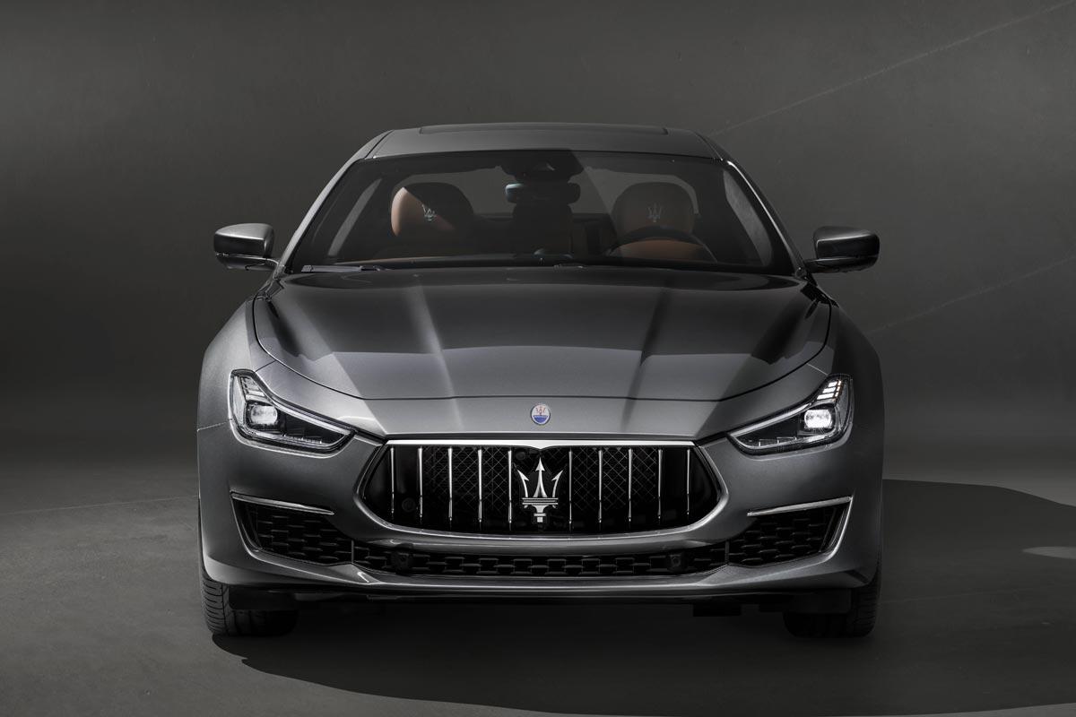 Maserati Ghibli 2018: más potencia y nuevos acabados GranLusso y GranSport (fotos)