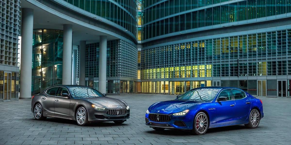 Maserati Ghibli 2018: más potencia y nuevos acabados GranLusso y GranSport