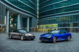 Maserati Ghibli 2018 GranLusso y GranSport
