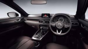 Mazda CX-8: ¿llegará el SUV 7 plazas japonés a España? (fotos)