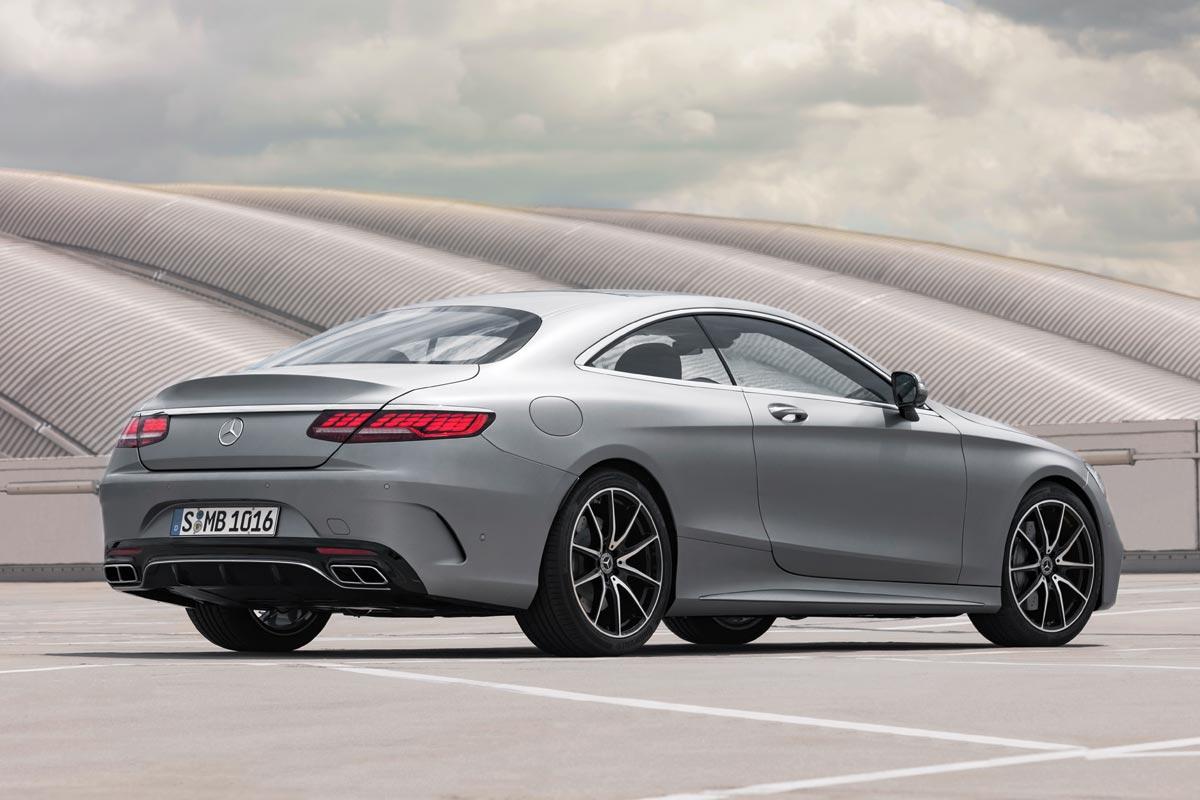 Mercedes benz clase s 2018 coup y cabrio cosas de coches for Mercedes benz clase a 2018