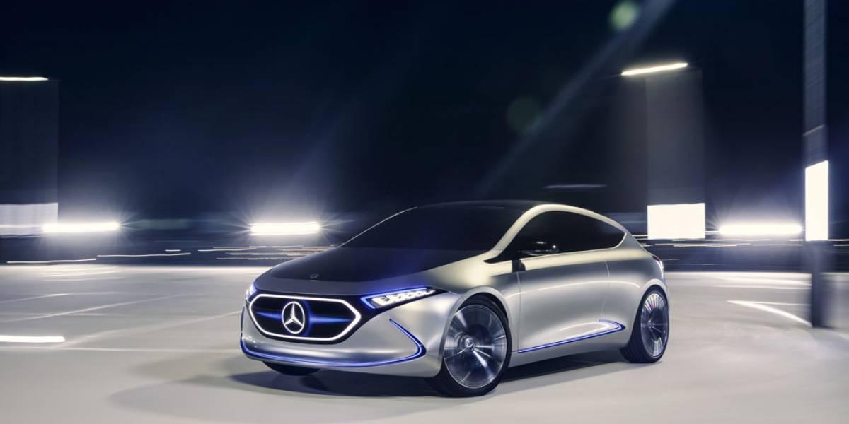 Mercedes-Benz Concept EQA: Apuesta decidida