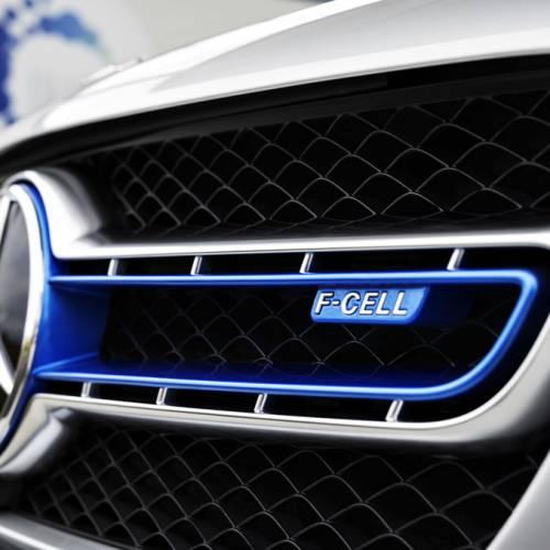 Mercedes-Benz GLC F-Cell: La pila de combustible ya está aquí