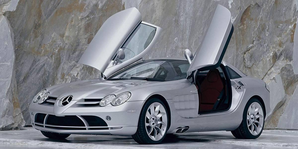 Mercedes Benz Slr Mclaren El Nuevo Juguete De Karim Benzema Cosas