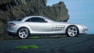 Mercedes-Benz SLR McLaren: el nuevo juguete de Karim Benzema (fotos)