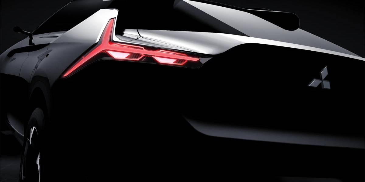 Mitsubishi e-EVOLUTION CONCEPT: el futuro de Mitsubishi se desvelará en Tokio