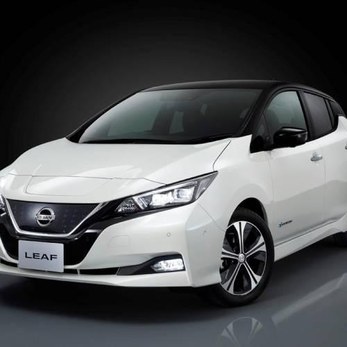 Nissan LEAF 2018: precios en España del eléctrico japonés