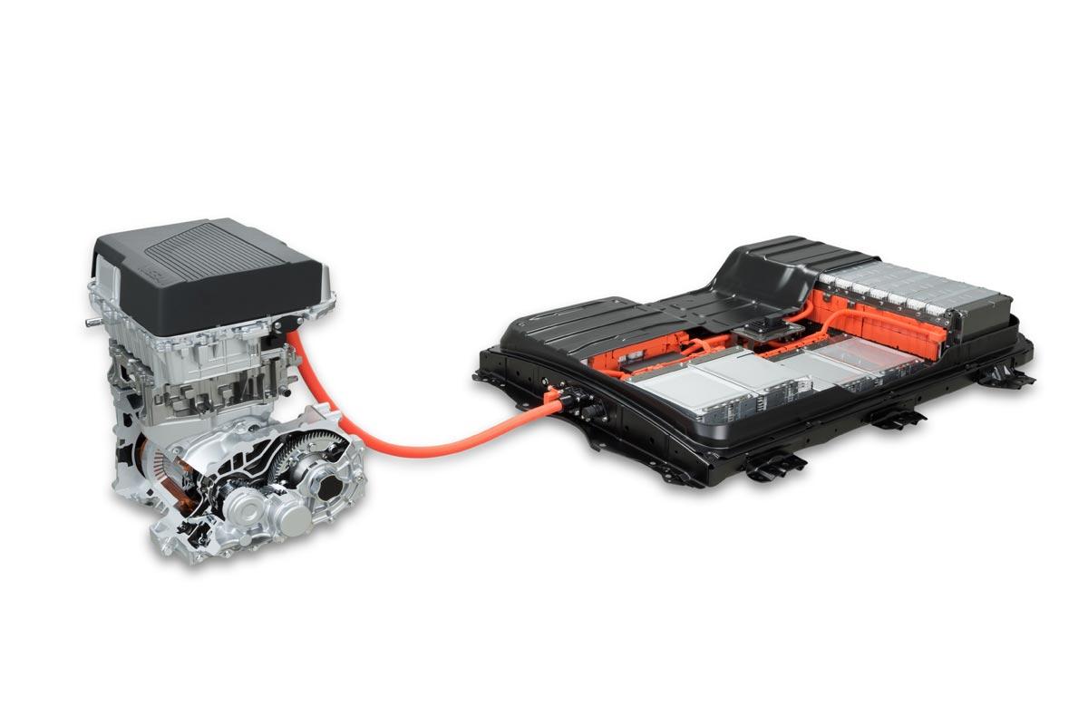 Nissan Leaf 2018 baterías