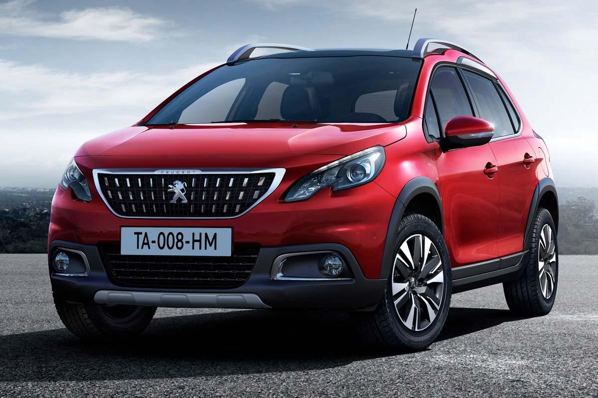 Los 20 SUV más vendidos en agosto de 2017: Peugeot 2008