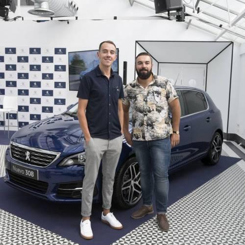 Peugeot se une a Pantomima Full para crear el síndrome del co-conductor