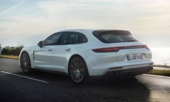 Porsche Panamera Turbo S E-Hybrid Sport Turismo: 680 CV de potencia híbrida