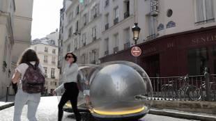 Así podría ser el coche del futuro: ¡bolas rodantes!