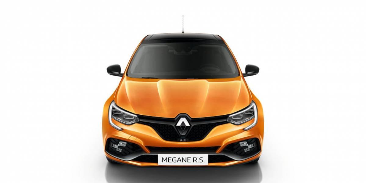 Renault Mégane R.S. 2018: alta de competición para el día a día