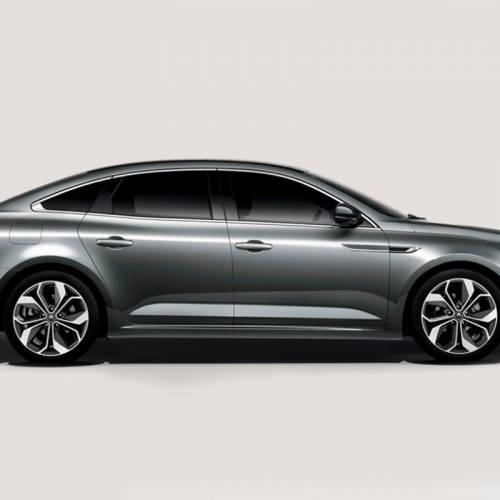 Renault Talisman y Renault Espace ICON: apuesta por el equipamiento